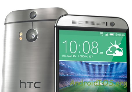 HTC-One-M8-Silver