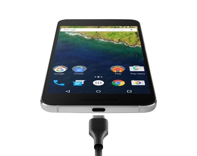 Android 6.0 Marshmallow. USB Type-C