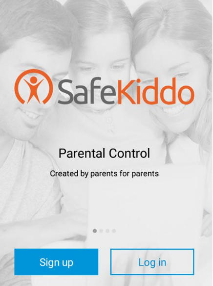 SafeKiddo Parental Control