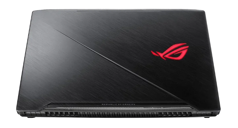 "ASUS ROG Strix Scar Edition GL703GM (Intel Core i5 8300H 2300 MHz/17.3""/1920x1080/8GB/1128GB HDD+SSD/DVD нет/NVIDIA GeForce GTX 1060/Wi-Fi/Bluetooth/Без ОС) для игр"