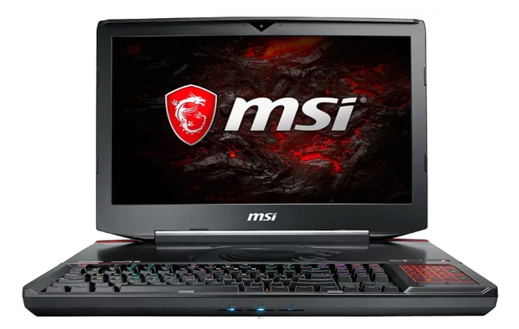 MSI GT83VR 7RE Titan SLI для игр