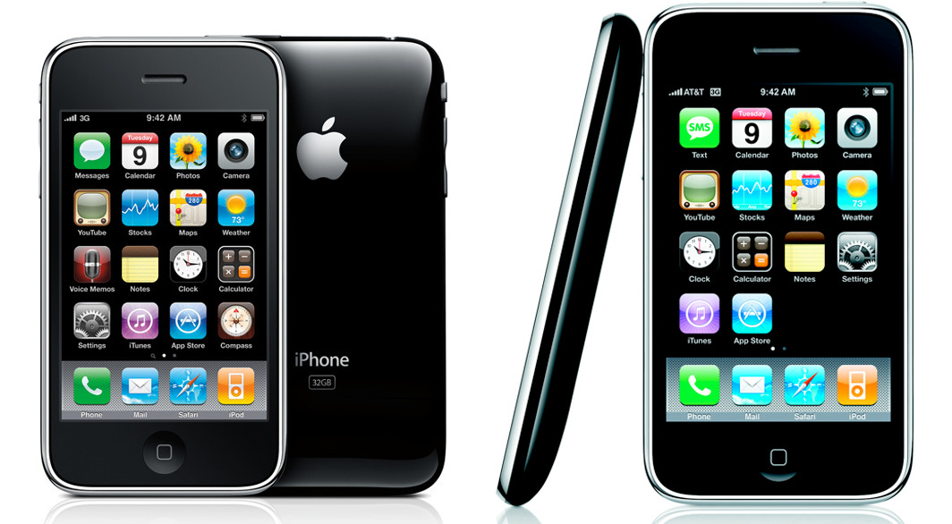size iphone 1st generation, 3g,3gs