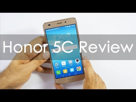 Honor 5C Budget Smartphone Review with Pros & Cons
