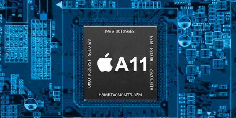 процессор apple a11 bionic
