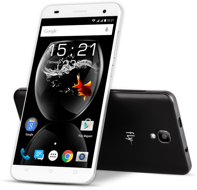 Fly FS504 Cirrus 2 - смартфон на Android 5.1.1