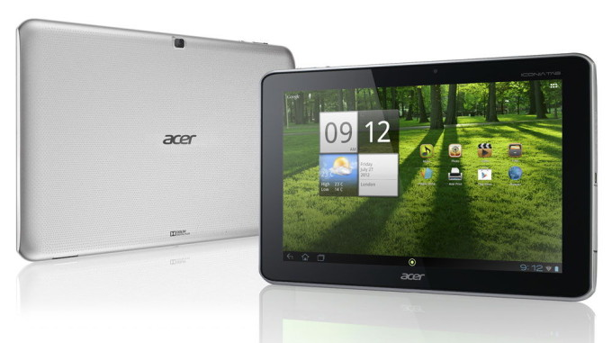 Презентация Acer Iconia Tab A701