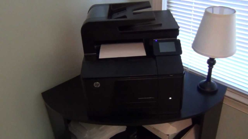 HP Color Laser JetPro MFPM 177 fw