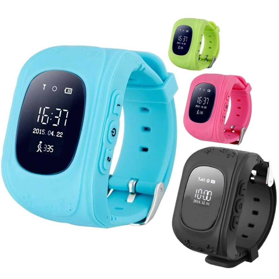Детские smart часы Baby Watch Q50 с GPS трекером купить в Казани cd197d96542d3